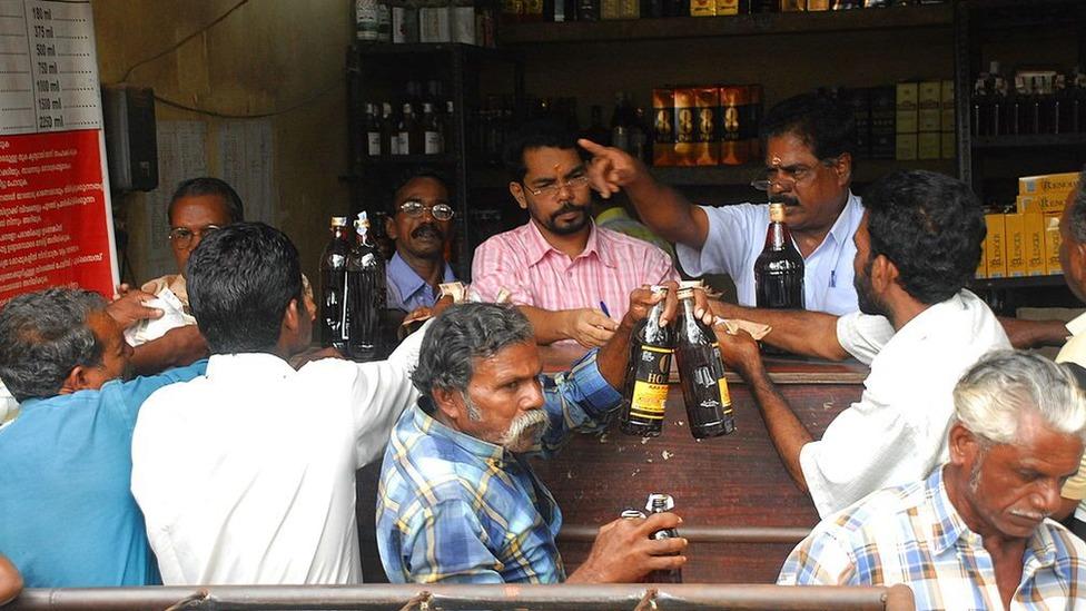 U Kerali se najviše konzumira alkohol od svih država Indije