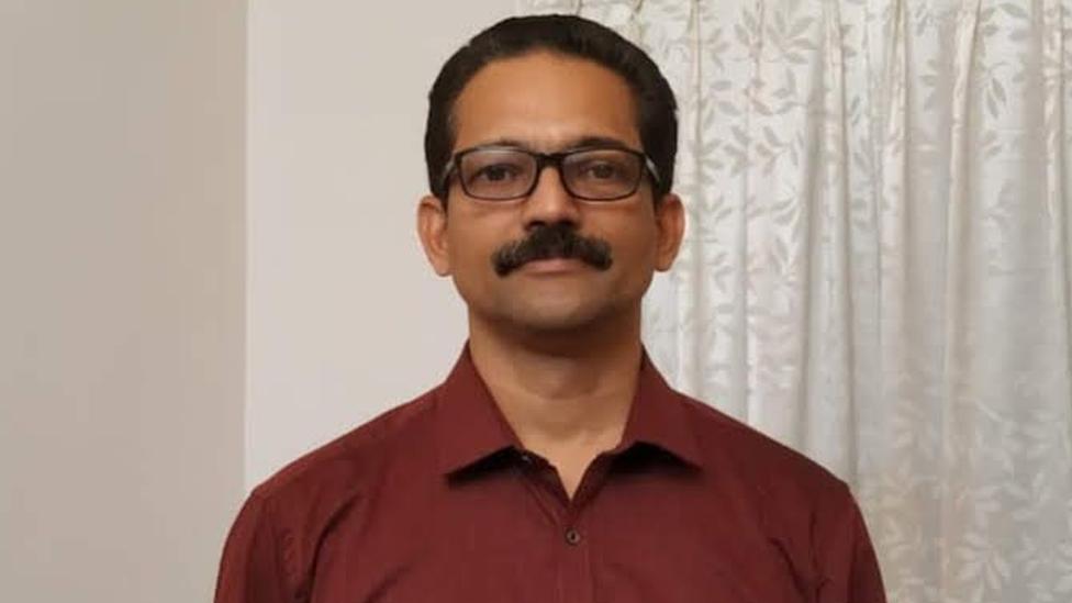 Dr G S Vijayakrishnan, General Secretary Kerala Govt Medical Officers'Association