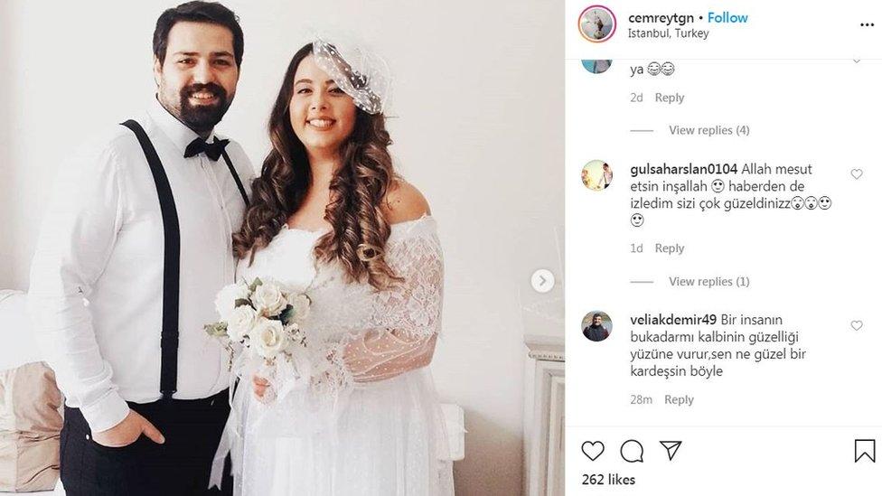 Svadbena fotografija sa Instagrama