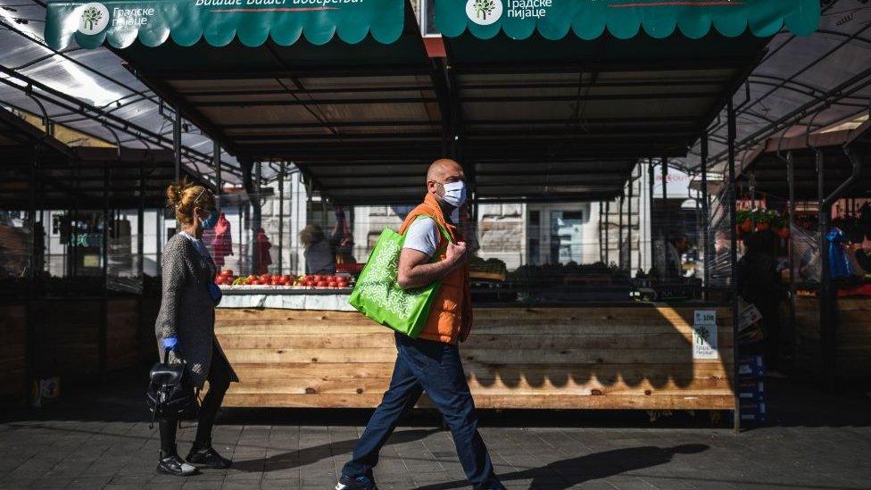 Pijace u Srbiji ponovo rade