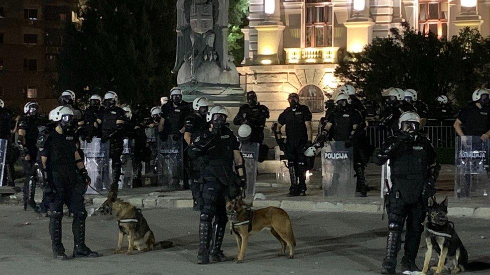 Beograd, jul 2020.