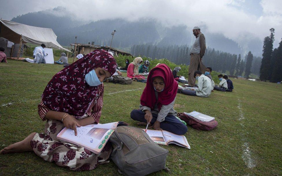 Učenje na otvorenom u Nepalu
