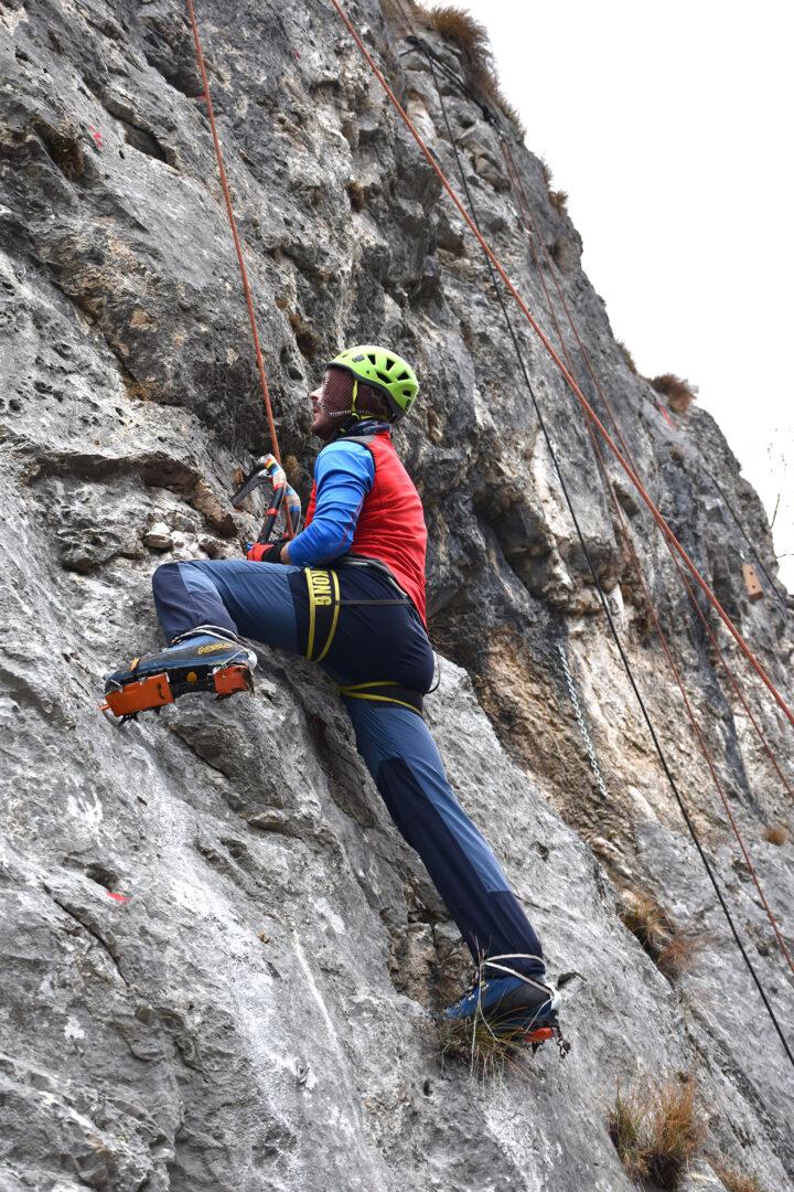 Bojan Trailović penjanje