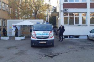 Kovid ambulanta i Dom zdravlja