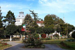 Veliko Gradište trg park