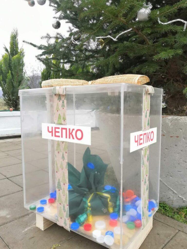 humanitarna akcija/ čepko