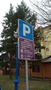 B Zona JKP Parking