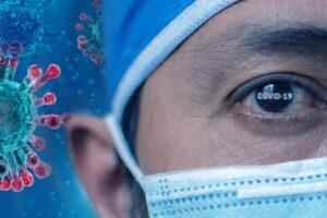 coronavirus maska