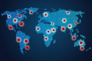koronavirus svet