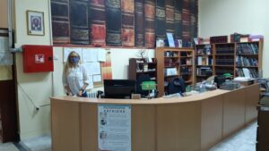 bibliotekarka 1