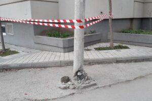 betonski stub