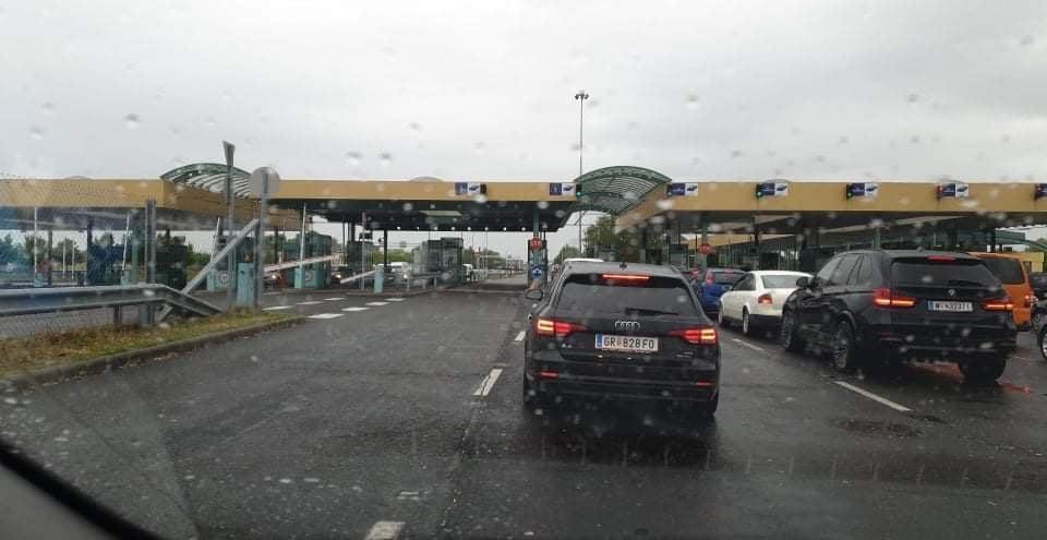 horgoš granica Mađarska