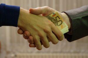 korupcija mito