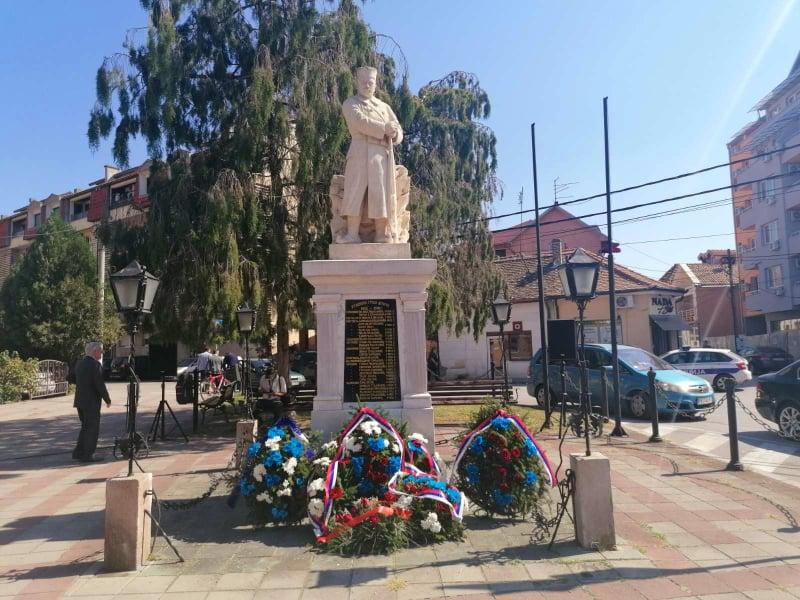 spomenik Srpskom vojniku