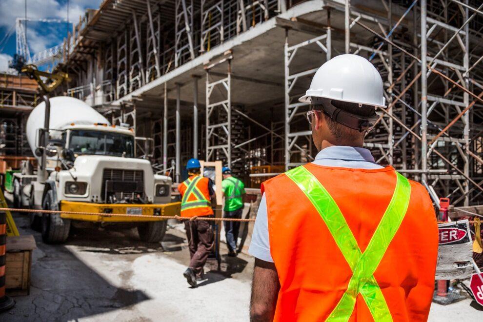 radnici na građevini
