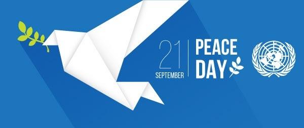 logo međunarodni dan mira