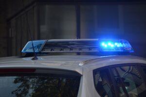 policija policijski auto